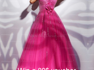 Giveaway: win a Msdressy voucher CLOSED