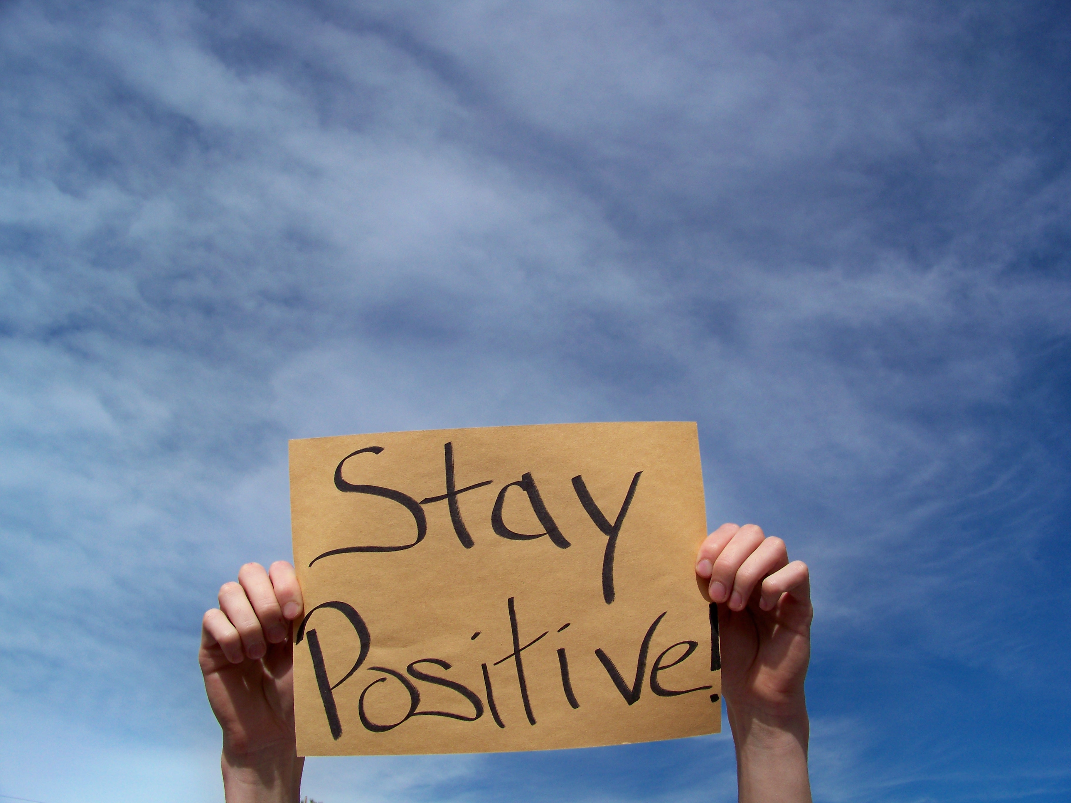 Always Keep Positive Attitude Quotes: Inspirations / Come Ripartire Con La Carica Giusta Per Un