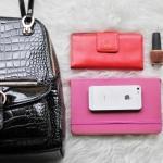 Tatiana Biggi - Tati loves pearls - fashion blogger Genova - #monsacmavie - what's inside my bag