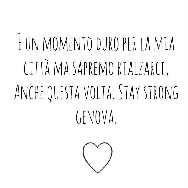 Tatiana Biggi - Tati loves pearls - fashion blogger Genova - Genova - Alluvione Genova 2014