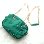Tatiana Biggi - Tati loves pearls - vintage bag - borse piccole