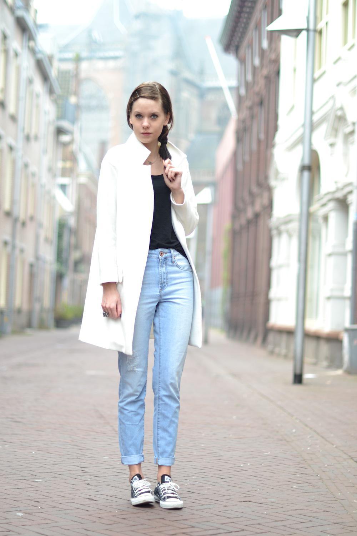 Jeans a vita alta: istruzioni per l'uso!