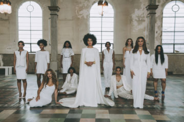 Chic Wedding: Solange Knowles & Alan Ferguson