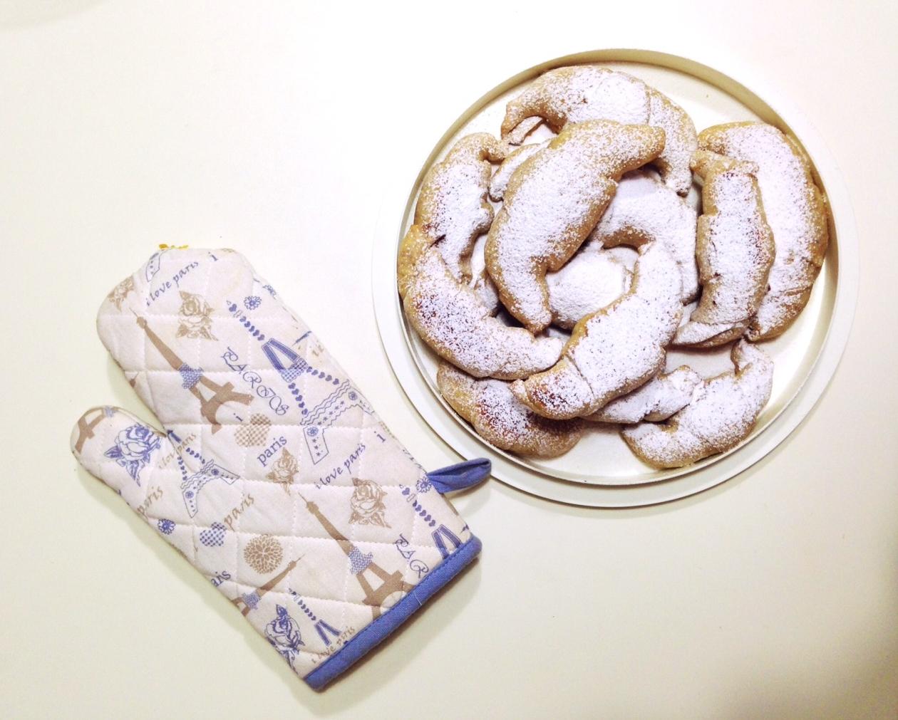 Dolci senza grassi croissant light senza zuccheri - Cucinare senza grassi ...