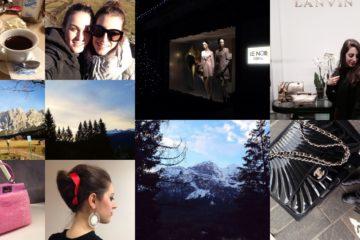 Cortina fashion weekend: vi racconto il weekend più glamour delle Dolomiti attraverso i miei scatti Instagram