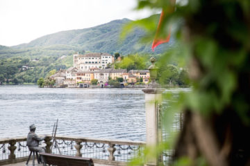 Lago d'Orta - day one