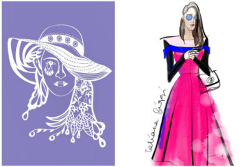 FASHION SKETCHES | THIS IS ME!