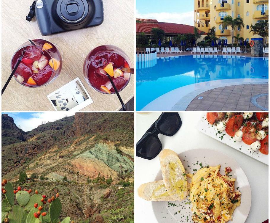Ricordi di una vacanza - Gran Canaria
