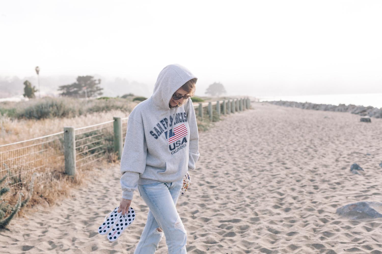 San Francisco - Golden Gate Bridge - blogger San Francisco - Tatiana Biggi California - #californiaonyourown - Visit California - travel blogger