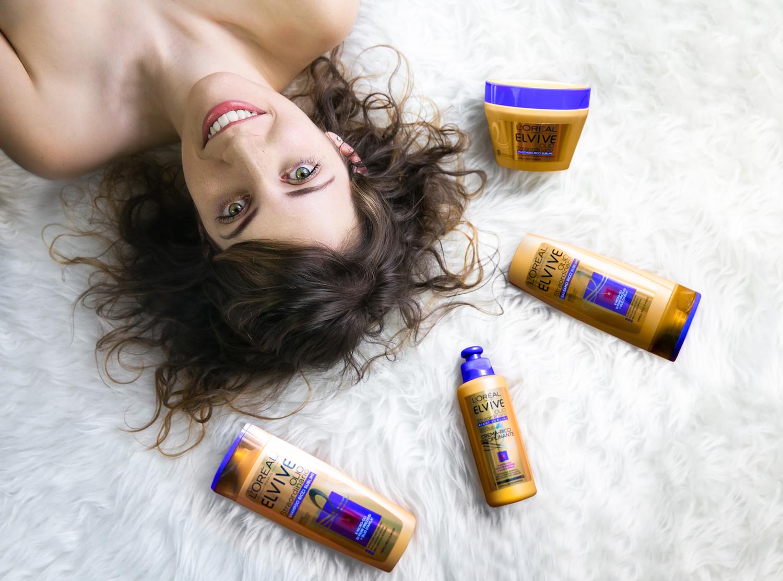 L'Oreal Elvive Ricci Sublimi - Tatiana Biggi - blogger beauty - hair tips - beauty hair tips - segreti capelli ricci