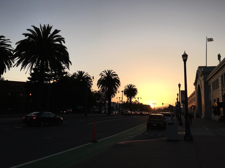 #californiaonyourown - visit california - california blog tour - california blogger -Tatiana Biggi - Tatiana Biggi travel blogger - San Francisco cosa vedere - contest vinci la California