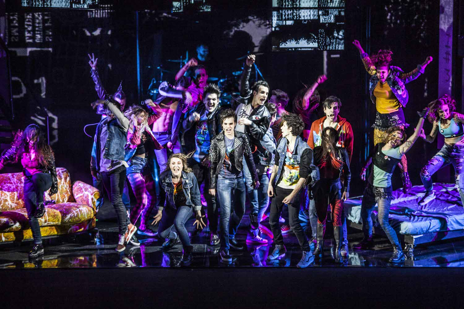 American Idiot il musical