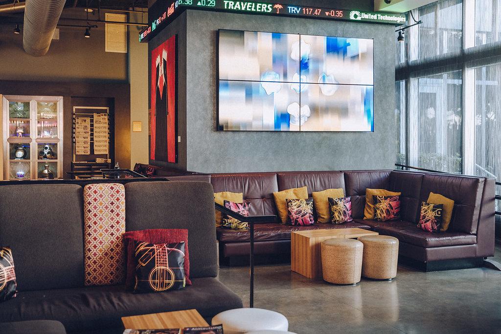 Relax zone Aloft Miami Doral