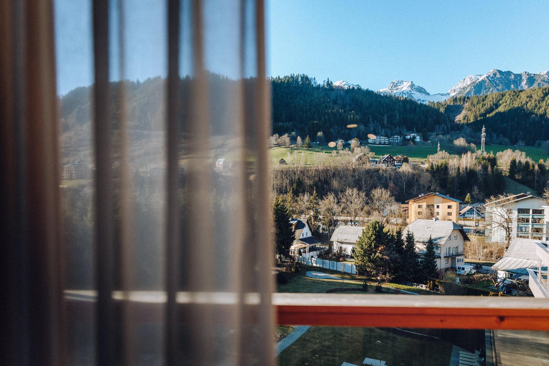 Panorama dal Falkensteiner Schladming