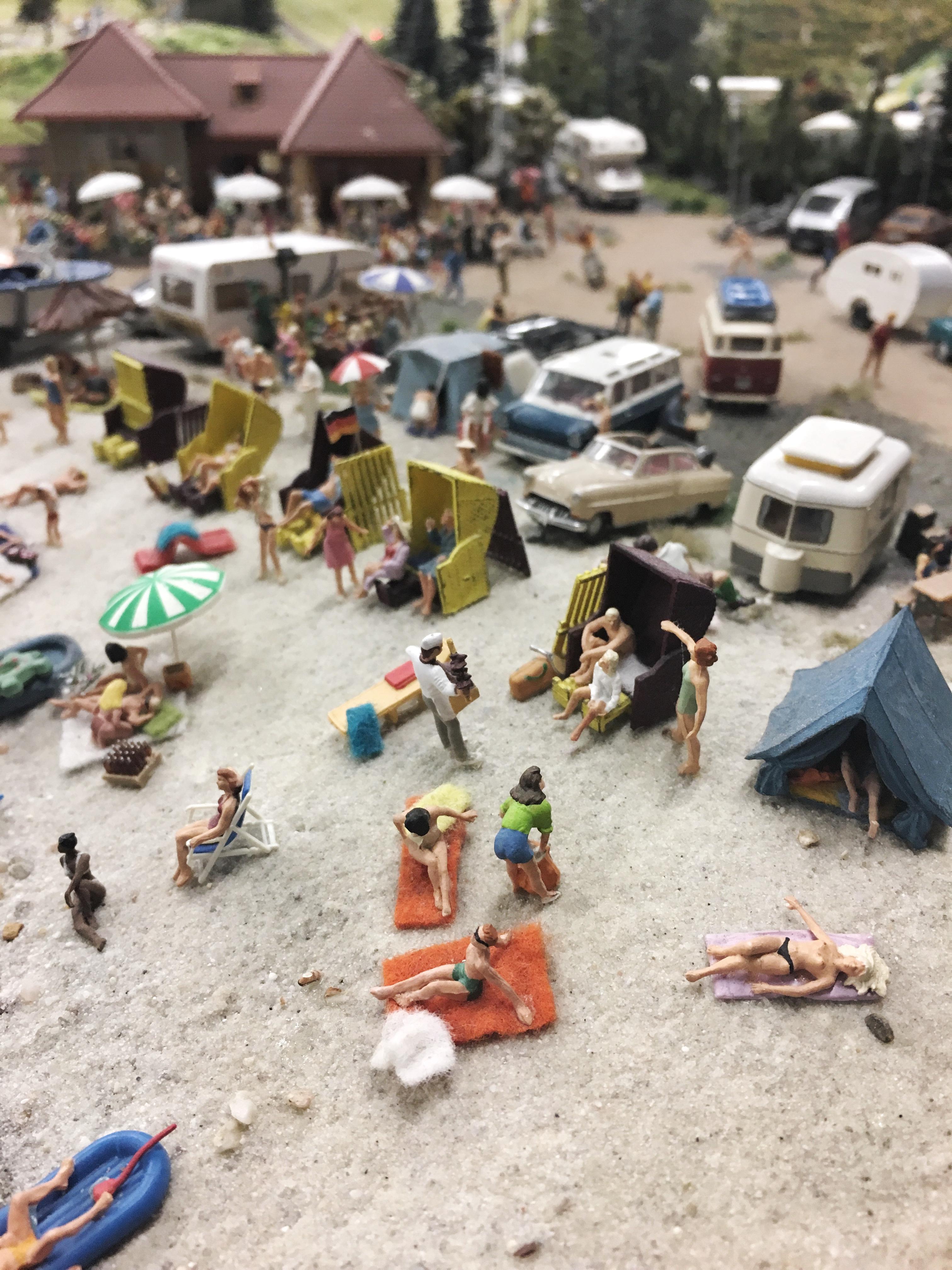 Tornare bambini a Miniature Wunderland