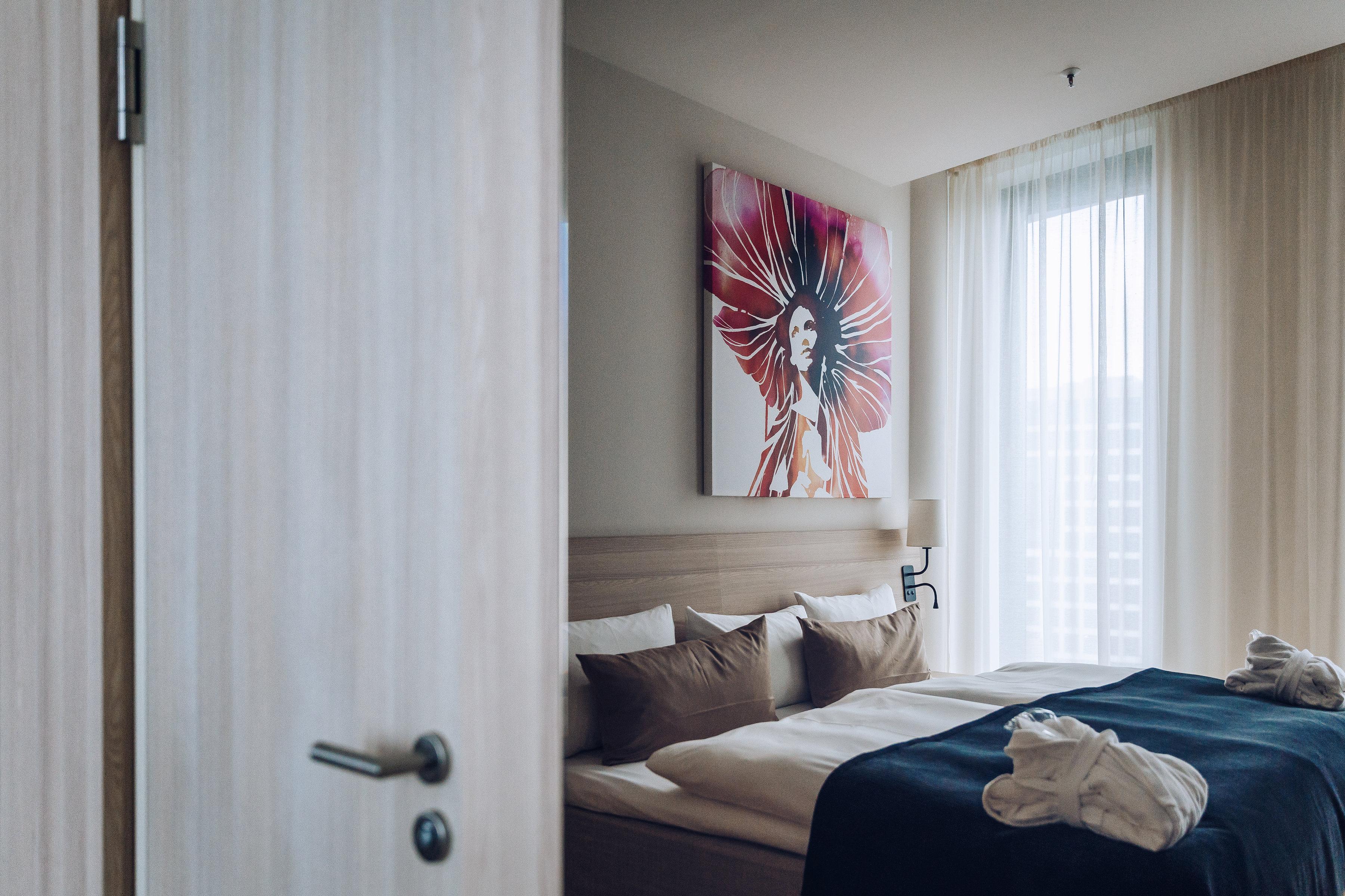 Dormire ad Amburgo - Scandic Hotel Emporio
