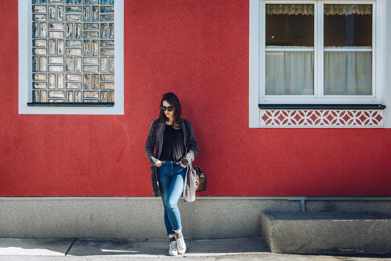 Tatiana Biggi travel blogger Schladming