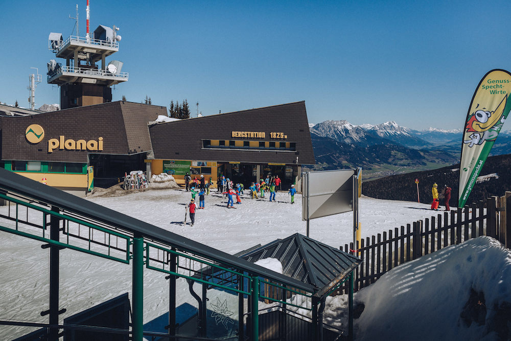 Sciare in Austria Schladming