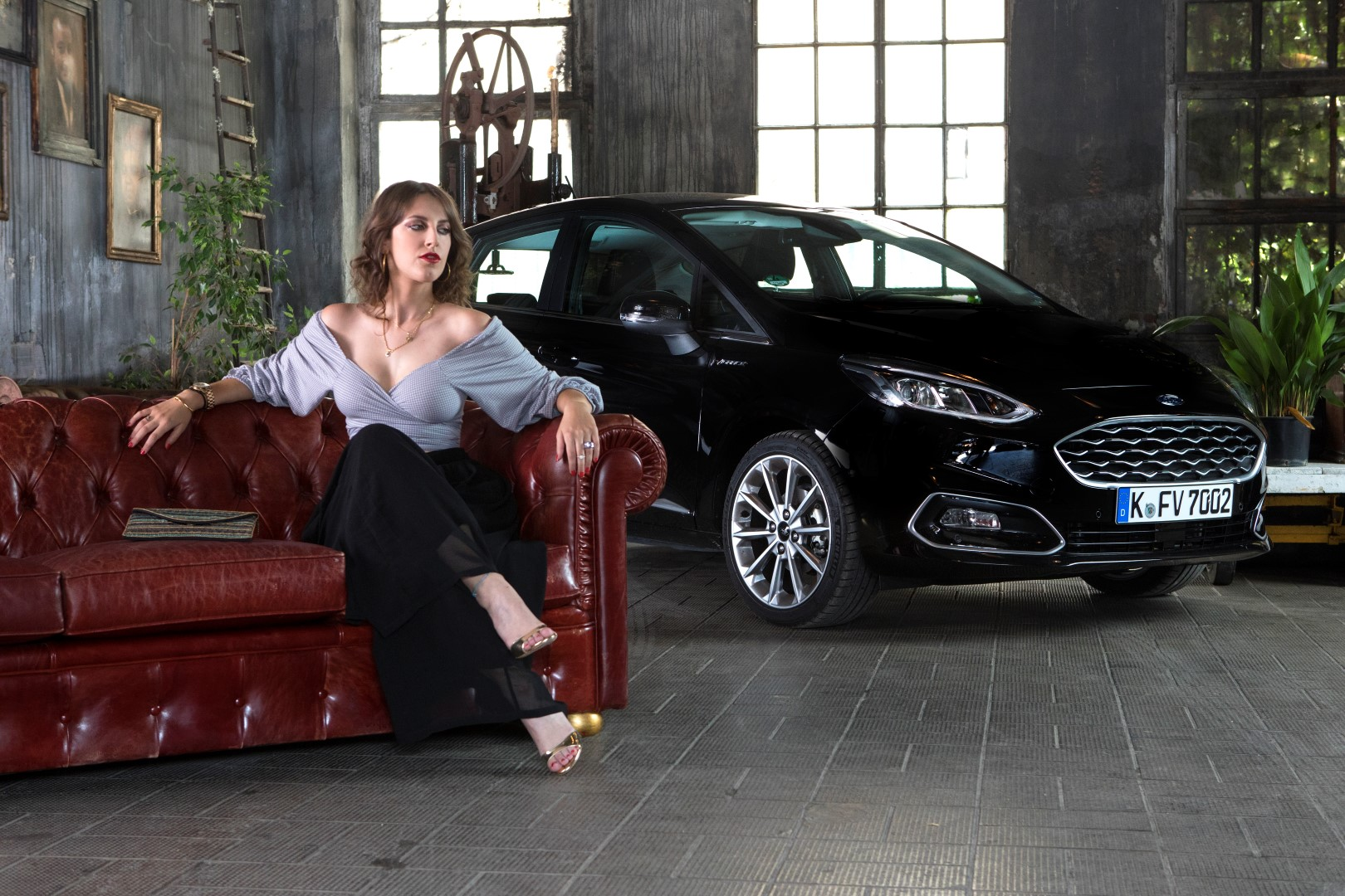 Shooting con Ford