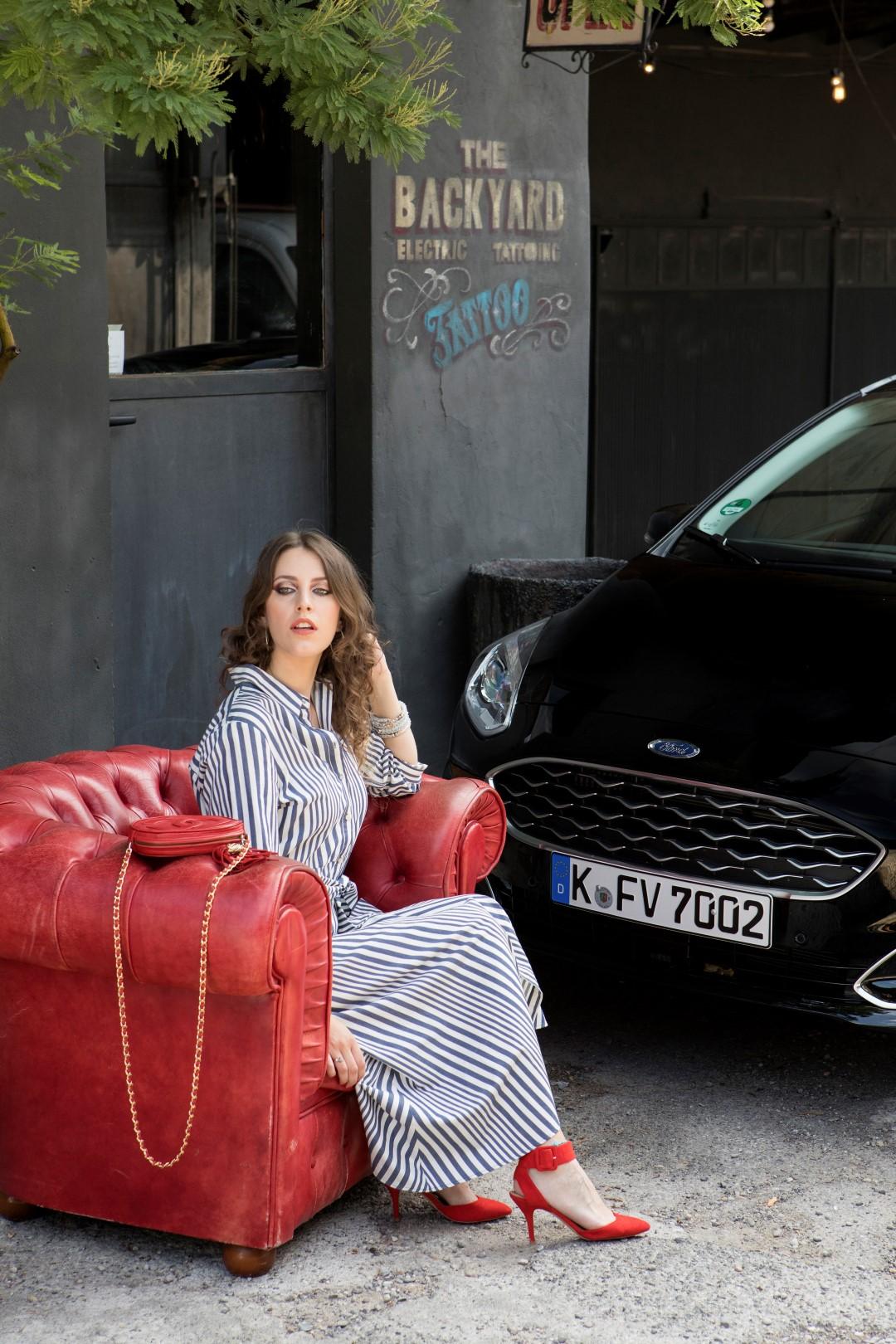 Tatiana Biggi Tati loves pearls Ford