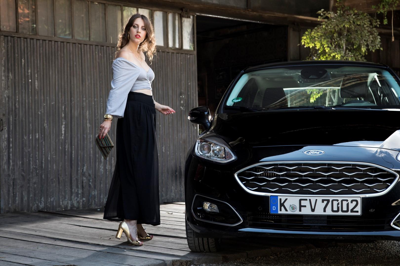 Tatiana Biggi blogger collaborazione Ford