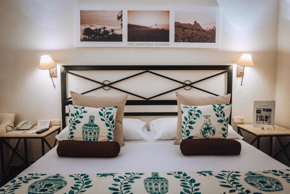 Hotel Jardin Tecina la stanza