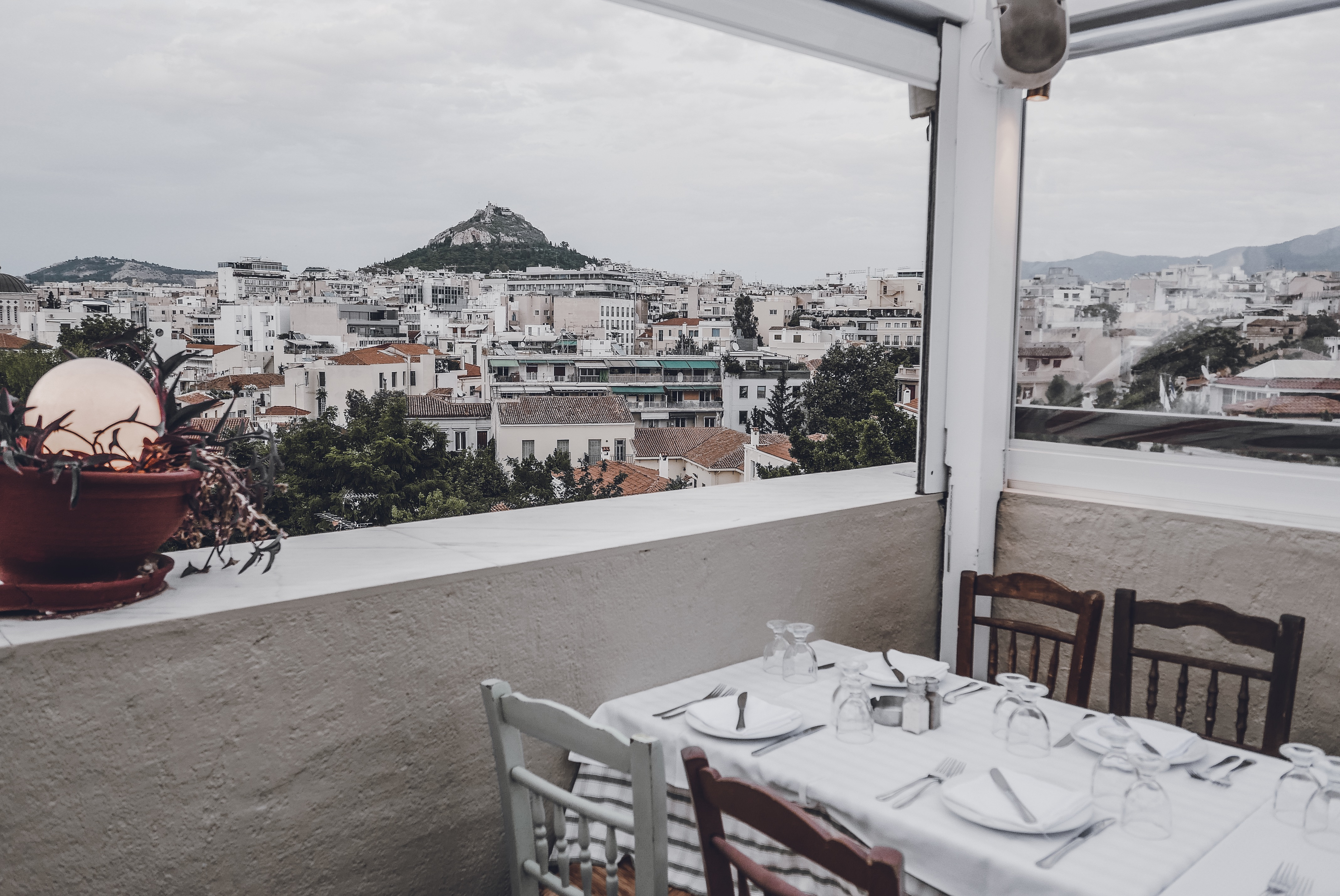 Dinner in Athens Tinggly review
