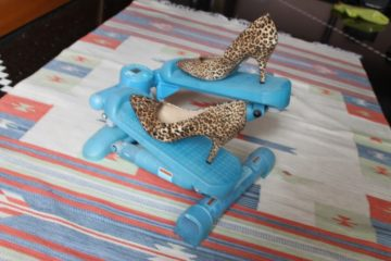 New in: animalier shoes thanks to Zalando