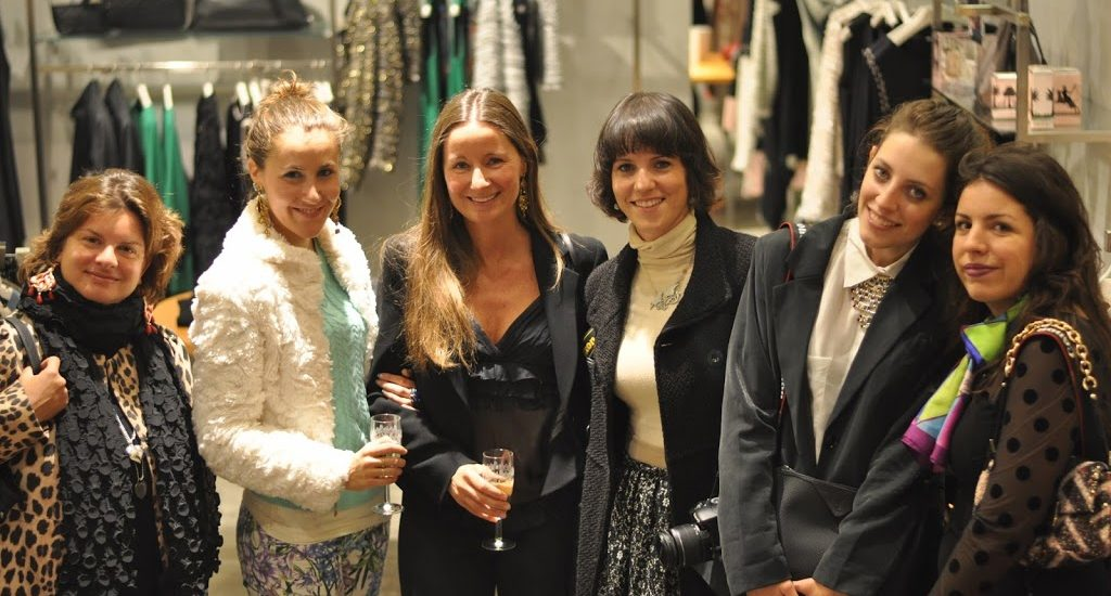 Bloggers at LUX Giglio Bagnara Tati loves pearls Travel