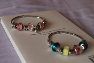 New in: Cutey charms bracelets