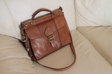 New in: Fossil bag