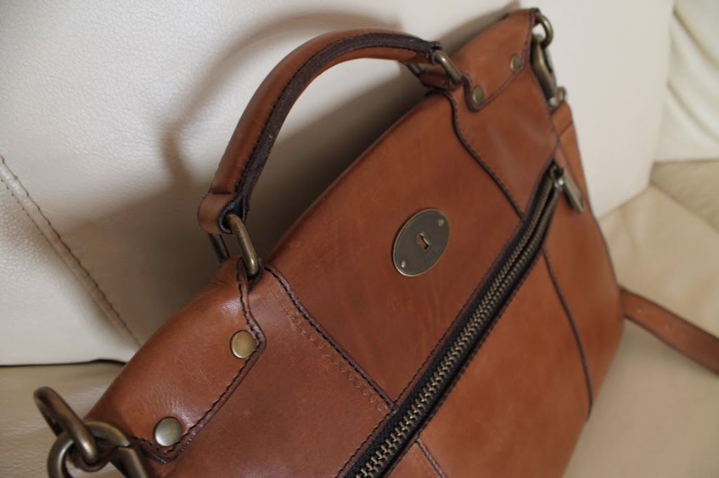 Fossil Handbag! I would So Love to have this Bag!! large