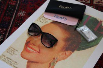 New in: Firmoo sunnies
