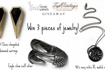 Giveaway: win 3 pieces of jewelry CLOSED