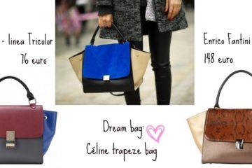 Dream bag: Céline trapeze bag