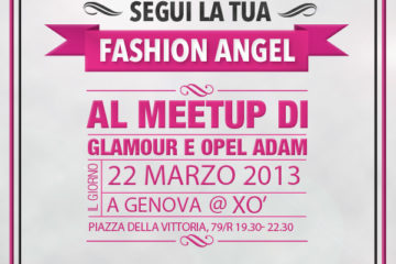 OPEL ADAM and GLAMOUR meet up - come and join me!