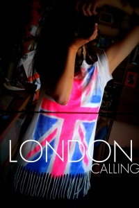 Tatiana Biggi - outfit - travel - London Calling