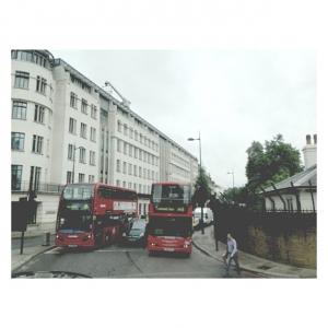 Tatiana Biggi - travel - London Instagram diary