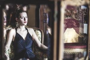 Tatiana Biggi - outfit - Genova Villa del Principe il palazzo