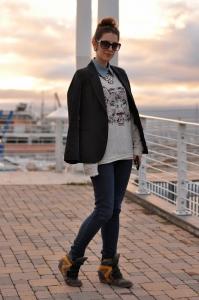 Tatiana Biggi - Tati loves pearls - blogger - come portare l'hair knot