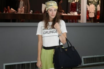 Gipsy - grunge @ Milan fashion week