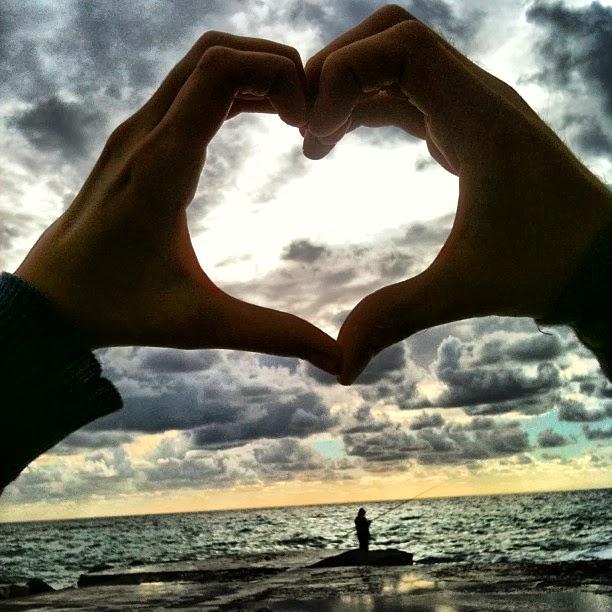 Tatiana Biggi - Tati loves pearls - love - fisherman - Camogli - heart - couple - 4