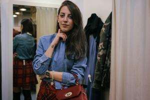 Tatiana Biggi - Tati loves pearls - Diffusione Tessile - Stylist for a Day - tappa Genova - outfit