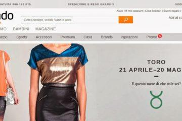 Astrologia e moda con Zalando