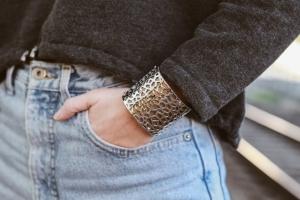 Tati loves pearls - Tatiana Biggi - Simone Primo photography - Genova - outfit - come indossare il vintage - vintage - vintage mix - jeans a vita alta