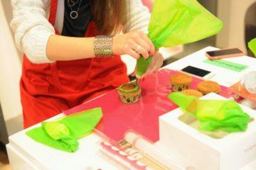 Triumph blogger day: #themakerofcupcakes