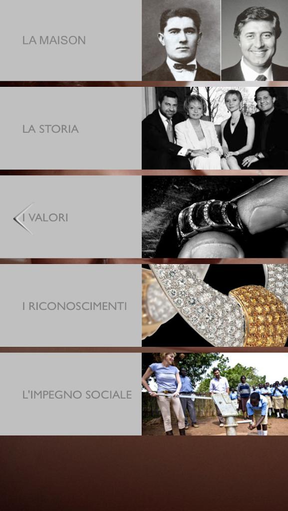 Tatiana Biggi - Tati loves pearls - Damiani - app ufficiale Damiani per smartphone e tablet - app ufficiale Damiani scarica - consigli per San Valentino - app per Iphone
