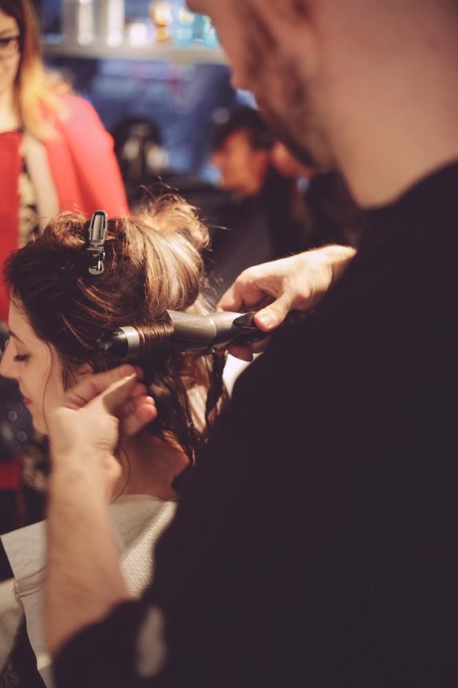 Tatiana Biggi - Tati loves pearls - fashion blogger Genova - Styling Cube Testanera - capelli mossi tutorial -