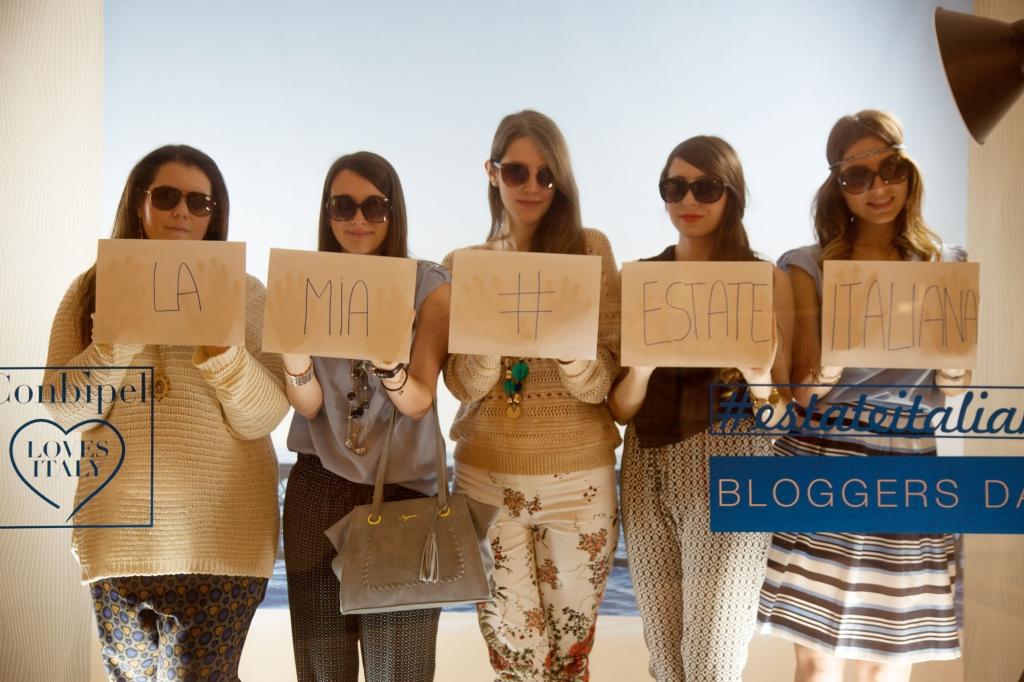 Tatiana Biggi - Conbipel - blogger day - style - outfit