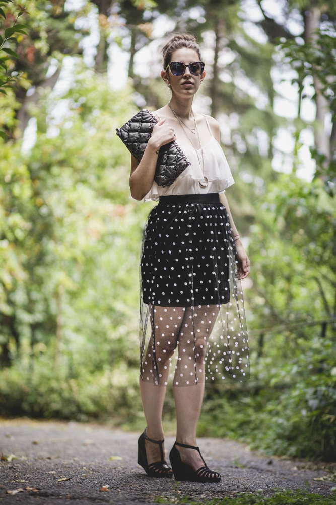 Tatiana Biggi - Tati loves pearls - fashion blogger Genova - outfit - estate 2014 - gonna midi